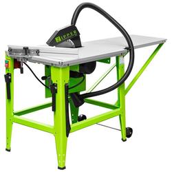 ZIPPER Tischkreissäge ZI-TKS315_400V, 2200 W grün
