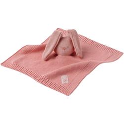 Nattou Schnuffeltuch Hase, rosa