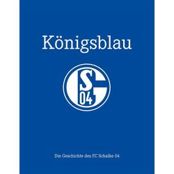 Königsblau als Buch von