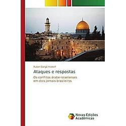 Ataques e respostas. Ruben Dargã Holdorf  - Buch