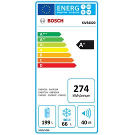 Bosch Serie 2 KIV34X20