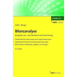 Bilanzanalyse: eBook von Horst Gräfer/ Torsten Wengel
