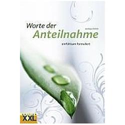 Worte der Anteilnahme. Andreas Ehrlich  - Buch