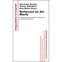 Berlusconi an der Macht - Buch