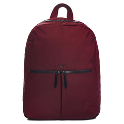 Knomo Berlin Rucksack 42 cm Laptopfach red brick