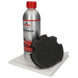 Nigrin Autopolitur Politur & Wachs, (Set), 500 ml schwarz Autopflege Autozubehör Reifen