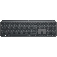 Logitech MX Keys Tastatur Schwarz