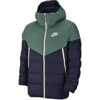 Nike Windrunner schwarz-grun M