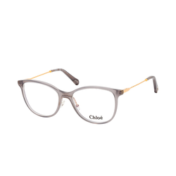 Chloé Twist CE 2727 35, inkl. Gläser, Cat Eye Brille, Damen