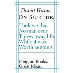 On Suicide. David Hume  - Buch