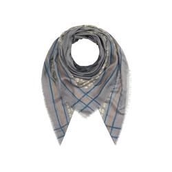 Premium Leo-Tuch aus Modal und Seide Codello grey