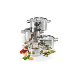 Küchenprofi Topf-Set Topf-Set 4-teilig San Remo Cook