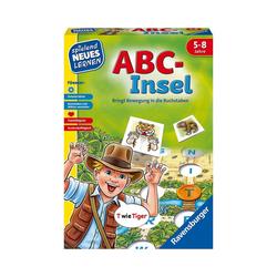 Ravensburger Lernspielzeug Spielen und Lernen ABC-Insel