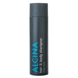 Alcina Hair and Body Shampoo 250ml