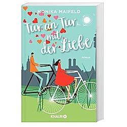 Tür an Tür mit der Liebe. Monika Maifeld  - Buch