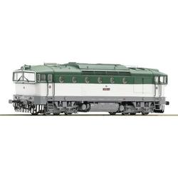 Roco 72051 Diesellokomotive Rh T 478.3, CSD