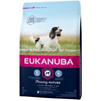 Eukanuba Senior mittelgroße Rassen Huhn 15 kg