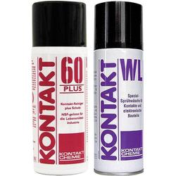 Kontakt Chemie KONTAKT WL / KONTAKT 60 PLUS Kontaktreiniger 1 Set