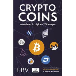 Cryptocoins als Buch von Aaron Koenig