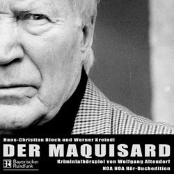 Der Maquisard als Hörbuch Download von Wolfgang Altendorf