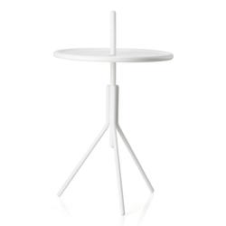 Beistelltisch Inu Zone Denmark weiß, Designer Neu Studio, 54.5 cm