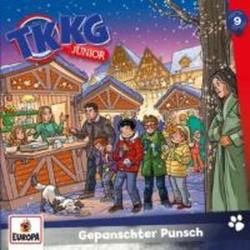 TKKG Junior 09. Gepanschter Punsch als Hörbuch CD von