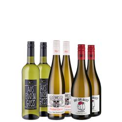 Probierpaket Bio-Weißwein - Weinpakete