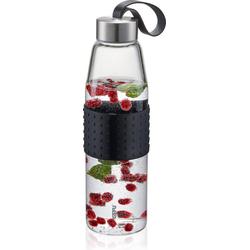 GEFU Trinkflasche OLIMPIO, ideal für kohlensäurehaltige Getränke 25,5 mm