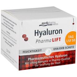 HYALURON PHARMALIFT Tag Creme LSF 50 50 ml