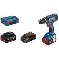 Bosch GSB 18V-28 Professional inkl. 2 x 5,0 Ah + L-Boxx (06019H4001)