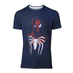 Spiderman T-Shirt Spiderman - Acid Wash Spiderman Men's T-shirt Grösse S-M-L-XL-XXL