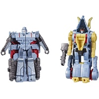 Hasbro Transformers Bumblebee Cyberverse Adventures Dino Combiners Slugtron, (2-tlg) bunt
