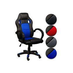 TRISENS Chefsessel, Chefsessel Bürostuhl Gamingstuhl Schreibtischstuhl