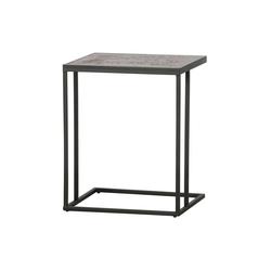 Woood Beistelltisch Vic Beistelltisch U-form Holz/metall