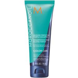 Moroccanoil Blonde Perfecting Purple Shampoo 70 ml