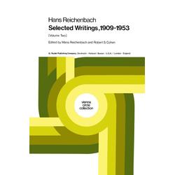 Hans Reichenbach als Buch von M. Reichenbach