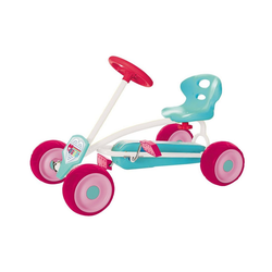 hauck TOYS FOR KIDS Tretfahrzeug-Rad Turbo - Hauck Mini Go Kart Girl
