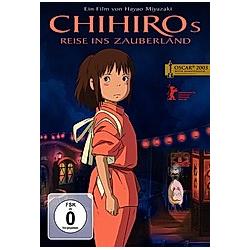 Chihiros Reise ins Zauberland - DVD  Filme
