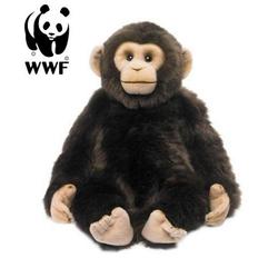 WWF Plüschfigur Plüschtier Schimpanse (39cm)