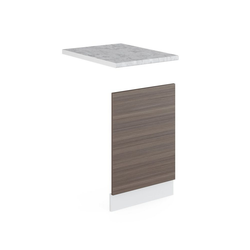 Vicco Frontblende Geschirrspülerblende 45 cm Küchenschrank Küchenzeile R-Line