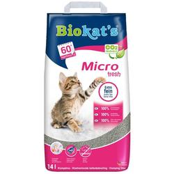 Biokat´s Micro classic fresh 14 l im Papierbeutel