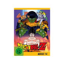 Dragonball Z - Movies Box DVD