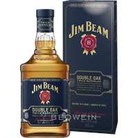 Jim Beam Double Oak Bourban 43% Vol. 0,7 l