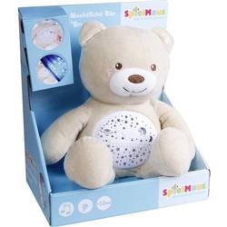 SpielMaus Baby Nachtlicht Teddy ''Bruno'' 90200174 Nachtlicht