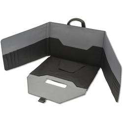 4smarts Laptop Tasche Laptop-Tasche Mobile Office mit privat Modus grau
