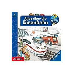 Alles über die Eisenbahn - Hörbuch
