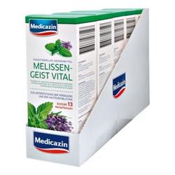 Melissengeist Vital Medicazin 500 ml, 5er Pack