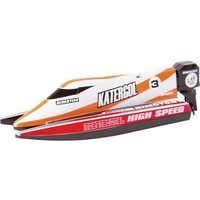 Invento Rennboot 2CH RTR rot (500804)