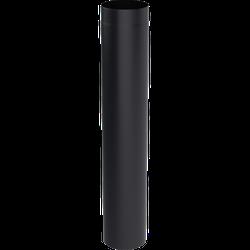 Kratki Rauchrohr für Kaminöfen | 220 DN x 1,0 m | RS220/1