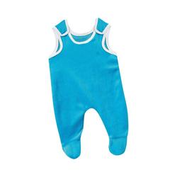 Emil Schwenk Puppenkleidung Puppenkleidung Strampler blau, 38 cm blau